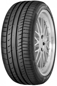255/45 R19 Continental ContiSportContact 5 SUV 100V FR