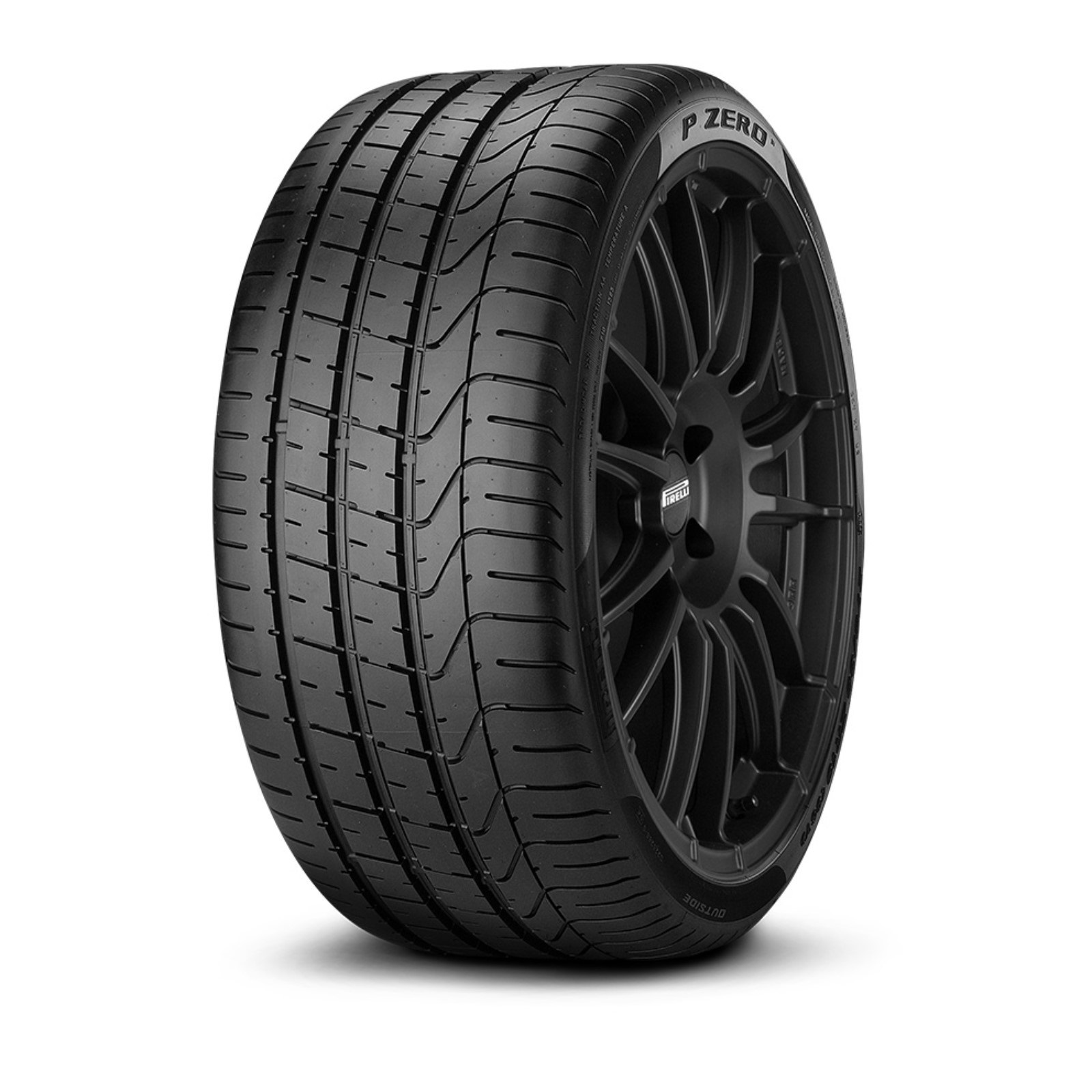 275/45 R20 Pirelli P-Zero Luxury Saloon 110Y Run Flat XL *