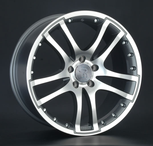 R17 5x112 7,5J ET47 D66,6 Replica MR 42 GMF