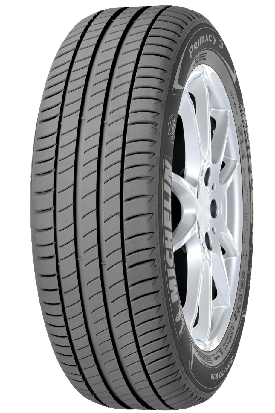 205/45 R17 Michelin Primacy 3 88V