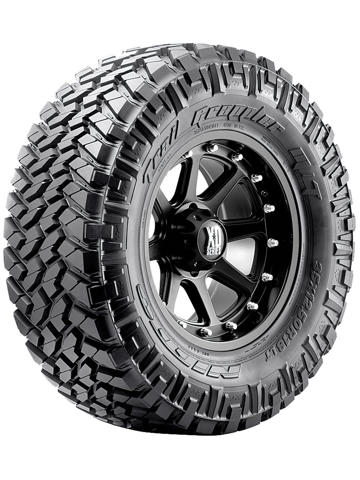 265/75 R16 Nitto Trail Grappler M/T 119/116P