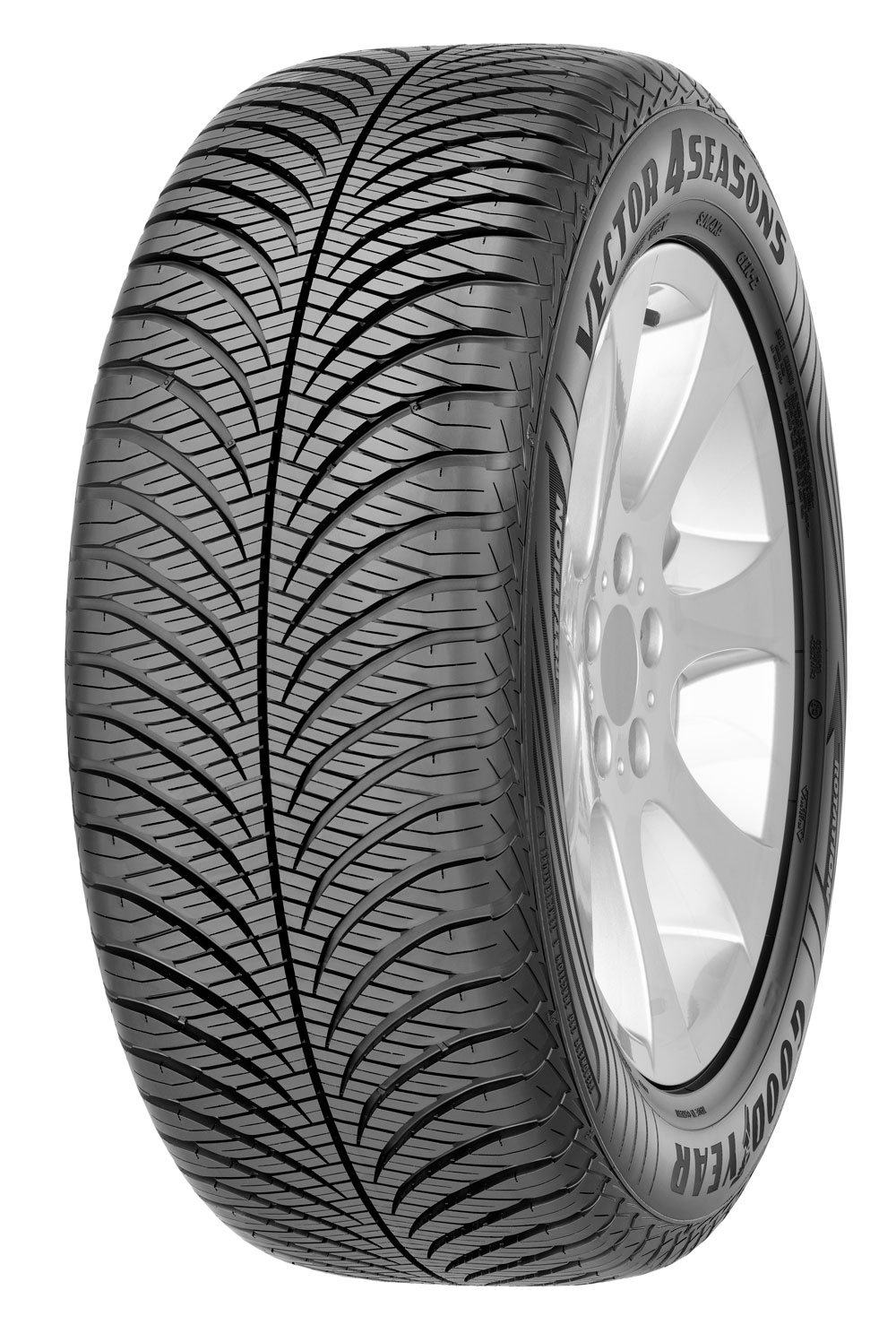 185/60 R14 Goodyear Vector 4Seasons G2 82H