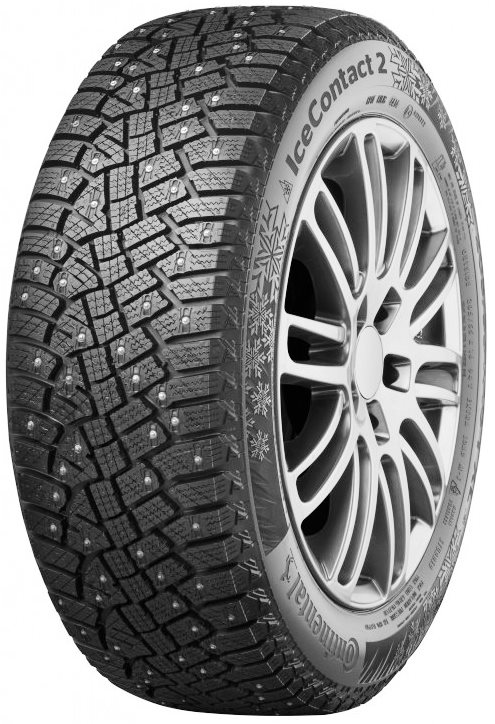 235/35 R19 Continental IceContact 2 KD 91T XL FR