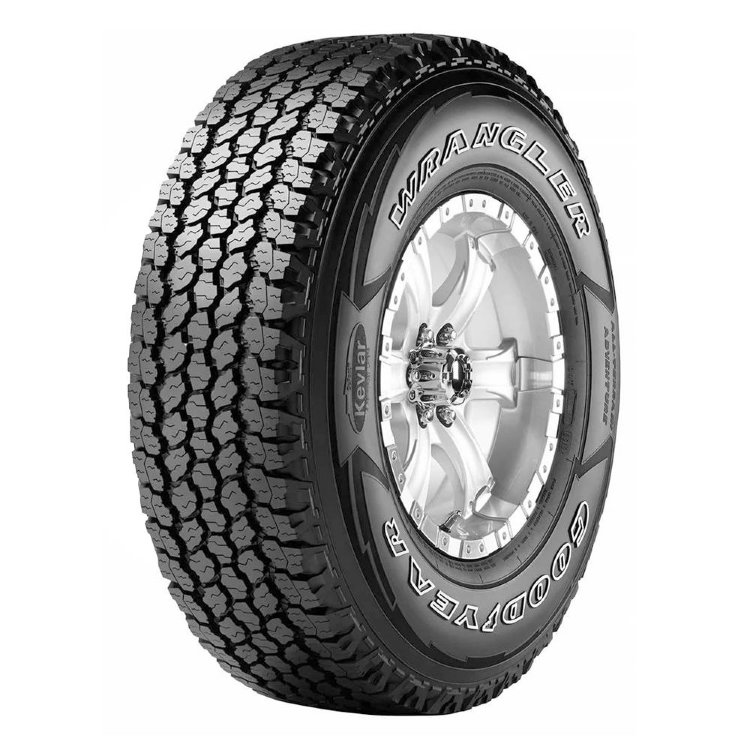 245/75 R16 Goodyear Wrangler All Terrain Adventure 114/111Q